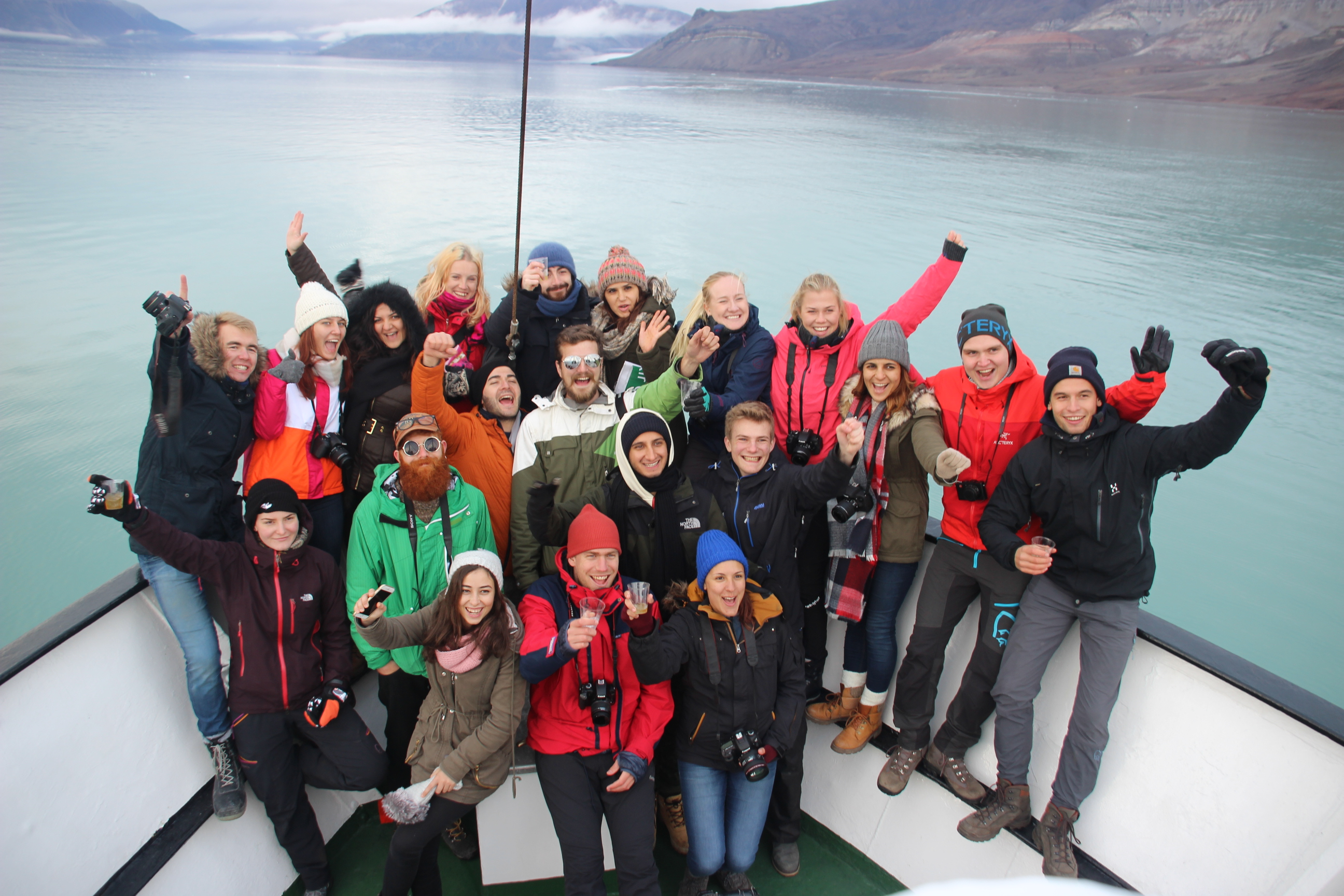 Climate Action - Svalbard / Norway