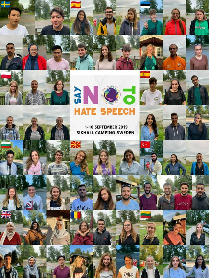 Say No Hate Speech