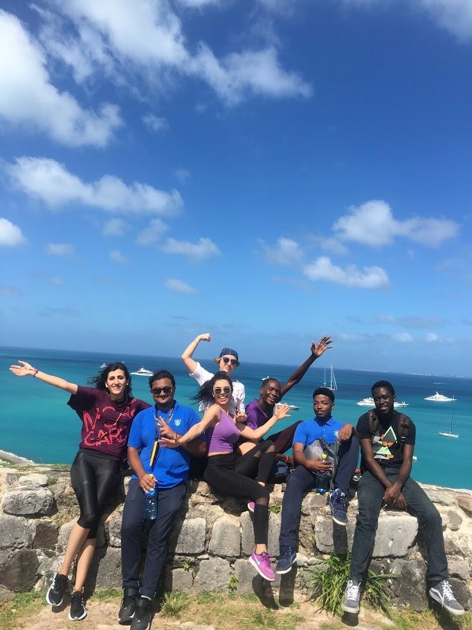 CARIBBEAN PROJECT - ST.MAARTEN  / SPORT&NATURE (16-26 FEBRUARY 2020)