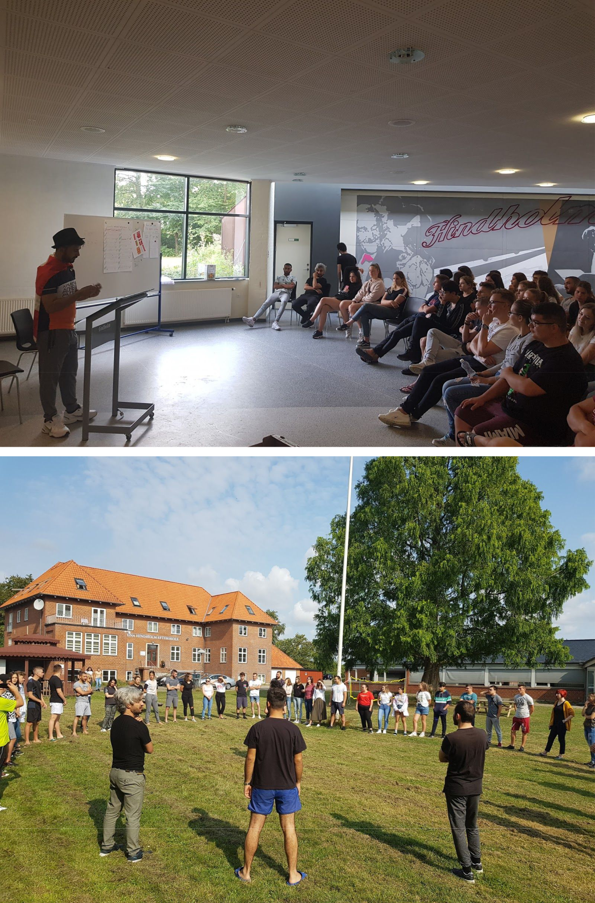 "Erasmus+ youth exchange project ""DO IT!"" between 6-13 of August in Denmark"