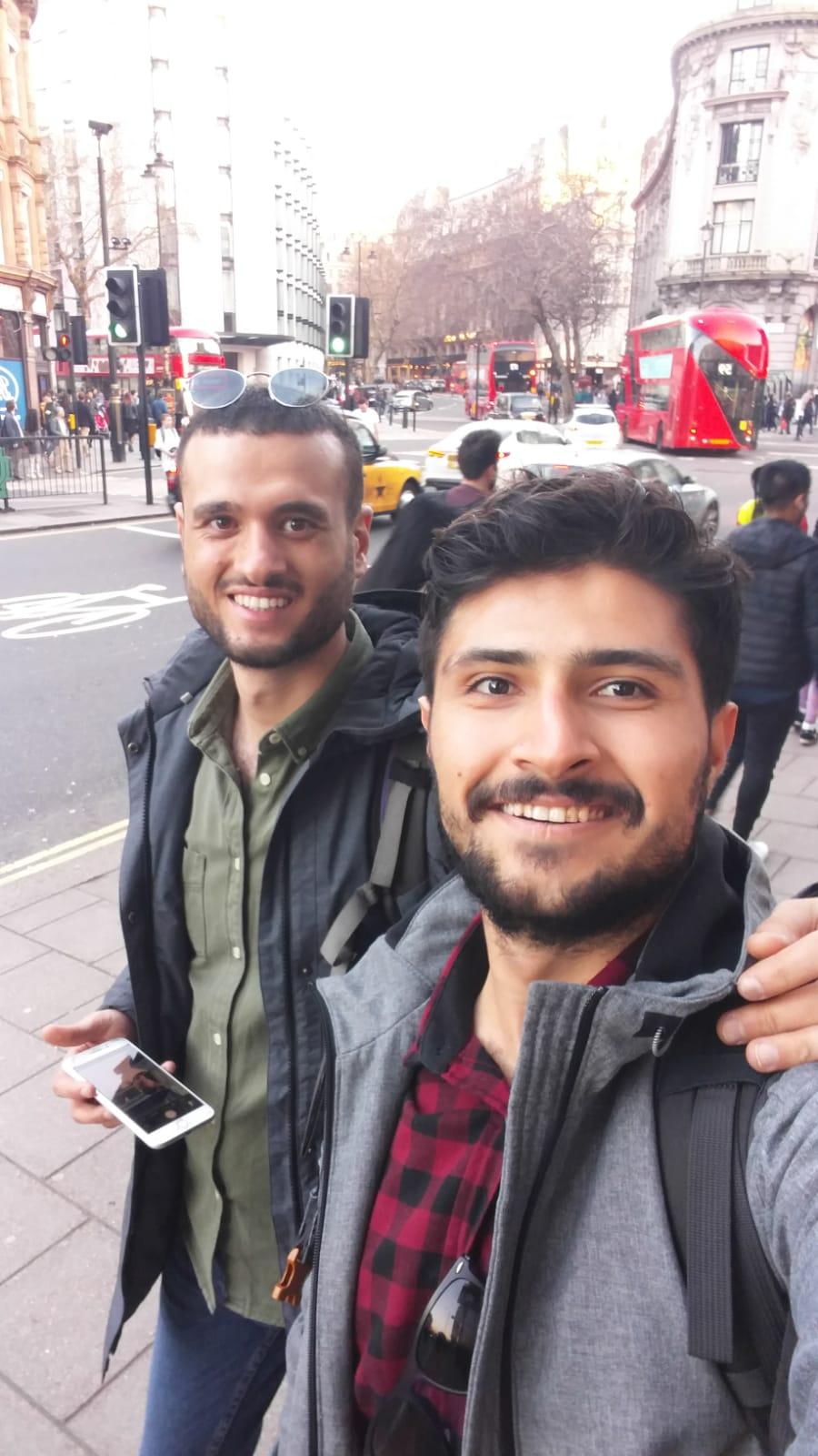 A dream came True in UK/25 Feb- 5 March Norwich UK