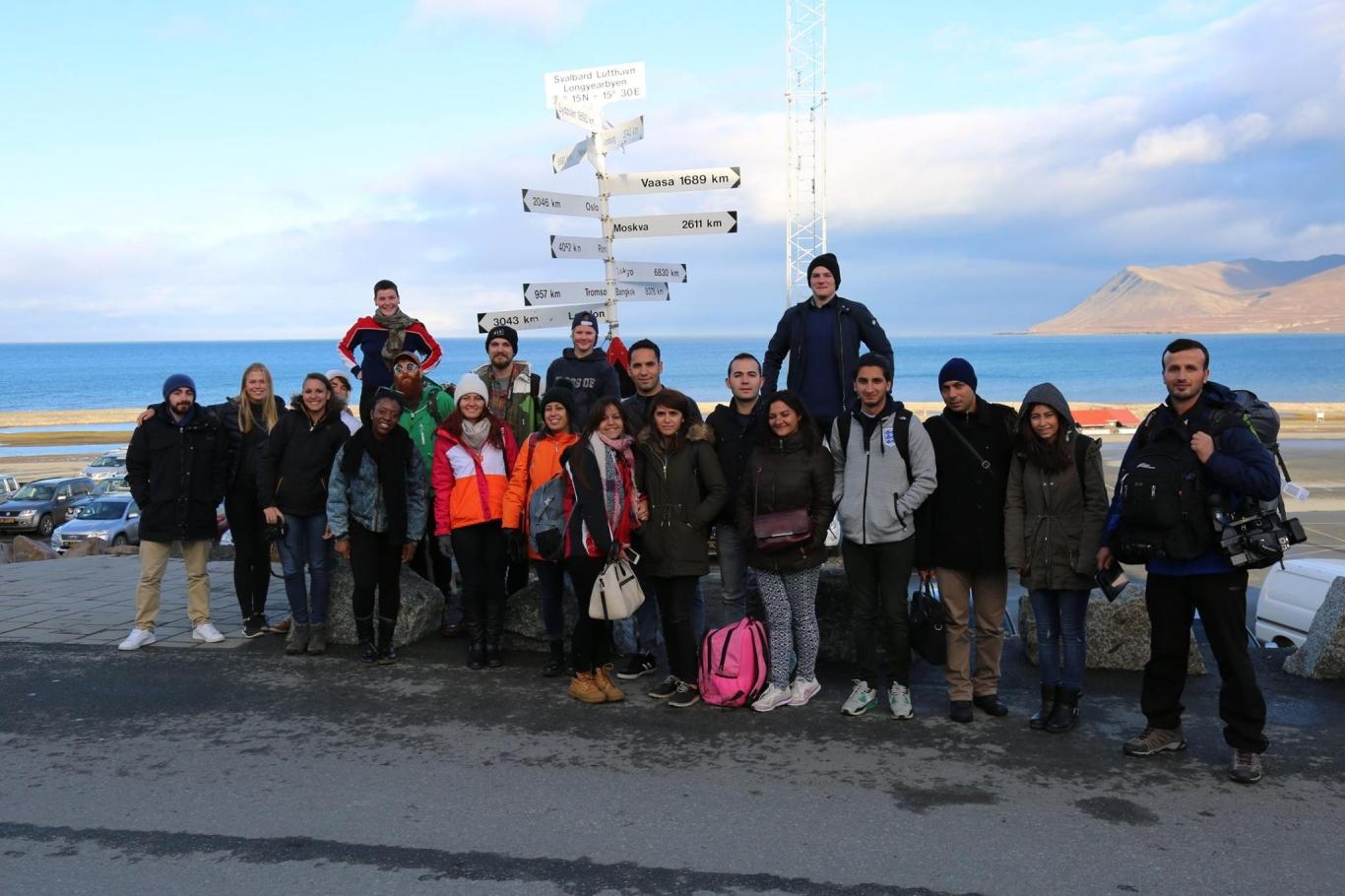 Svalbard Projesi / Eylül 2016