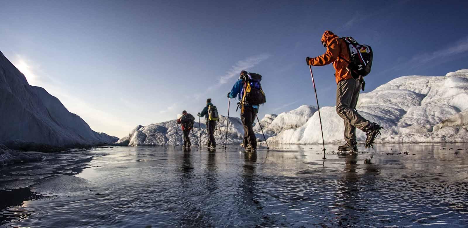Grönland'ın Kangerlussuaq şehrinde gerçekleşecek olan