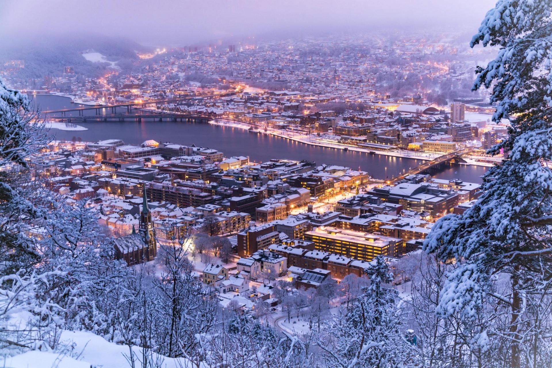 Norveç'in Drammen Şehrinde yapılacak