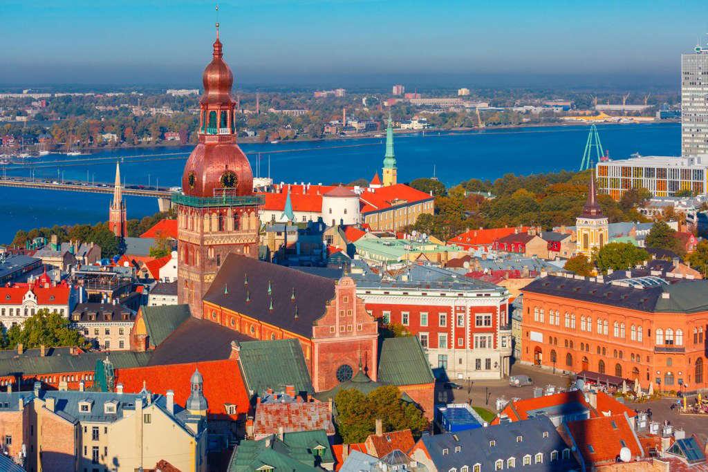 Latvia Gençlik Değişim Projesi